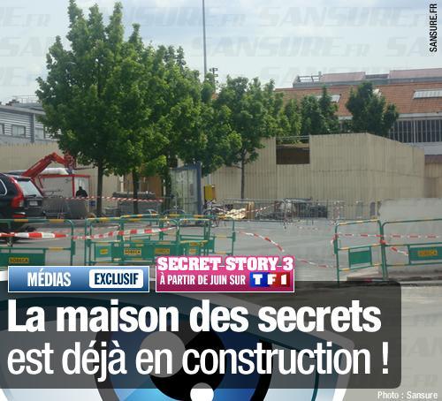 Secret story 3 une photo de la future maison d couvrir - Ou se trouve la maison de secret story ...