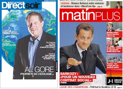 Matin Plus et Direct Soir seront distribués dans le Métro parisien