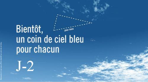 Un coin de ciel bleu? (EDF)