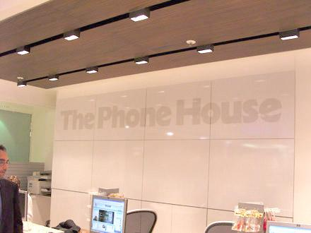 The Phone House Parly II New Store