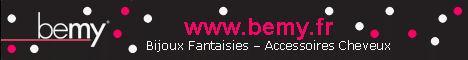 www.bemy.fr, vos accessoires cheveux & bijoux fantaisies, Un style pour chaque femme !