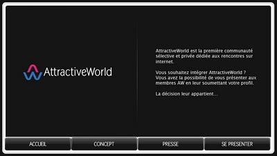 Attractive World, le réseau des célibataires très select
