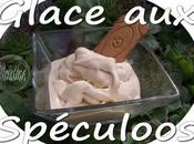 Glace spéculoos