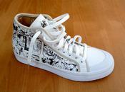 "Adidas Fafi ""Honey Mid"" Sneakers"