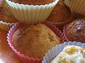 Muffins Noix Coco Coeur Nutella