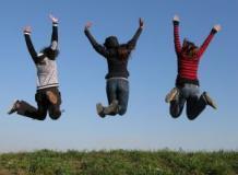 Les jeunes ont confiance en leur réussite future