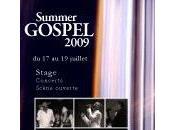 Summer Gospel 2009