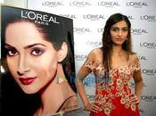 sonam kapoor other celebs l'oreal party