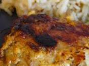 Poulet tandoori (murgh tandoor)