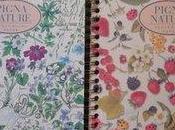 jolis cahiers Pigna Nature