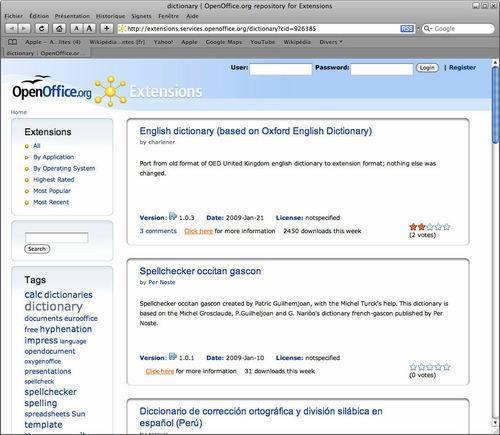 Correcteur grammatical mac gratuit - Correcteur orthographique open office ...