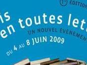 Paris toutes lettres, littérature profusion