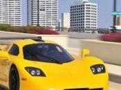 Land Shark Mosler voiture plus rapide monde