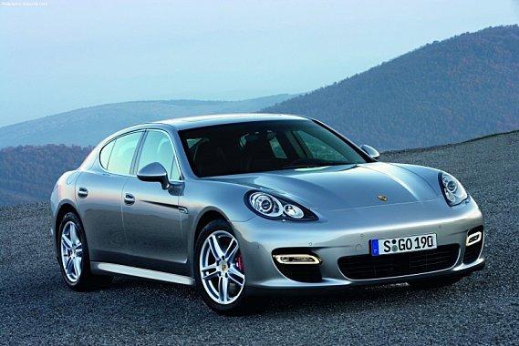 Porsche Panamera 5 portes