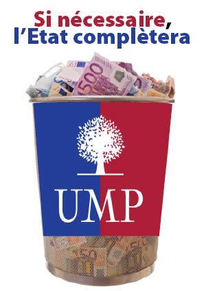 République bananière - les institutions - Page 3 Ump-aux-frais-contribuable-L-1