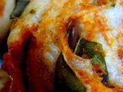 Roulés pâte curry rouge Basilic