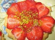 Panna cotta tartelettes fraises!!!