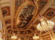 Inauguration restauration salle Gérard Boireau Grand Theatre Bordeaux