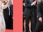 Cannes 2009 Quentin Tarantino, rock endiablé tapis rouge