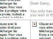C'est rendant compte quel point Outlook 200...
