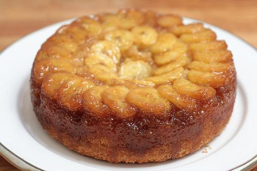 Cake Banane Rhum
