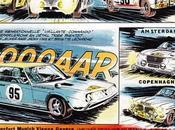 Bande dessinée sport Alfa Romeo