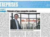Tribune d'Orléans chez Bricolage