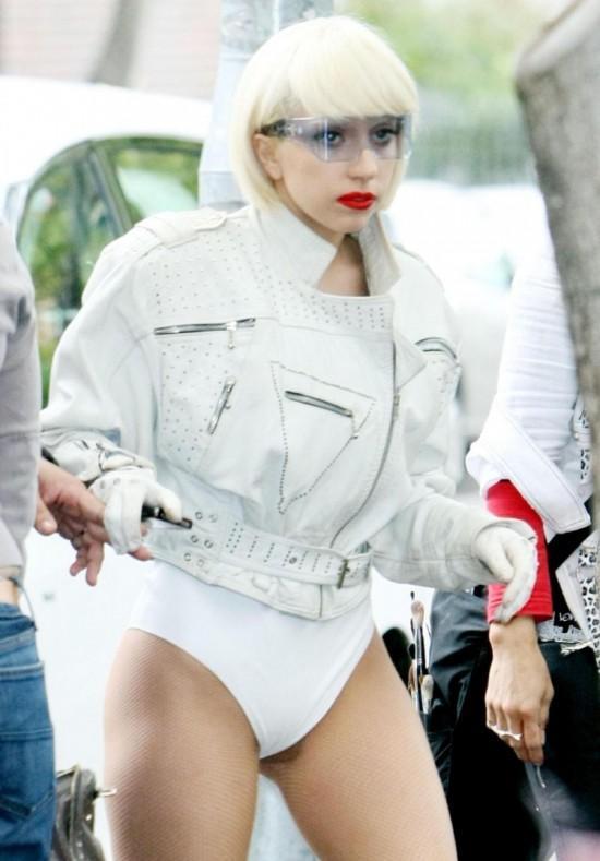Lady Gaga P 232 Te Les Plombs Avec La Tenue La Plus D 233 Cal 233 E Au Monde 192 D 233 Couvrir