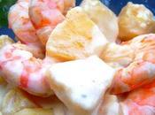 Salade Crevettes Ananas