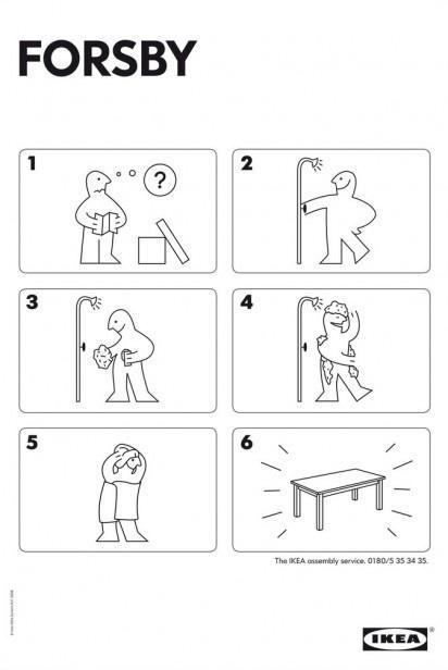 Ikea montage