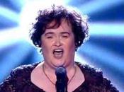 Susan Boyle chante Memory demi finale…
