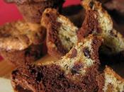 Cinquante-quatrième participation Bouchées mi-brownie, mi-biscuit
