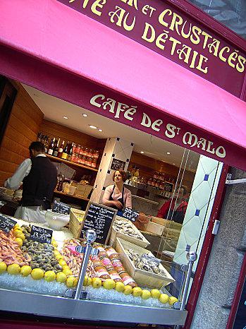 Cafe Rencontre St Malo