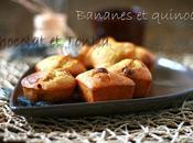 Petits gâteaux banane quinoa