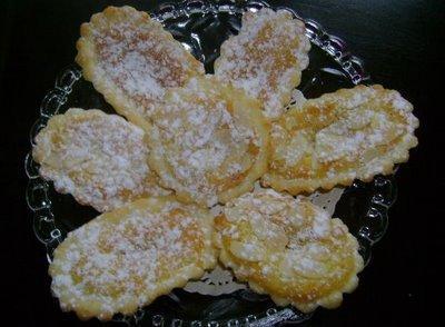 Tartelettes à la noix de coco