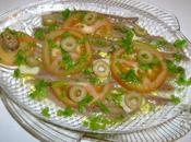 N'tchouba salade d'anchois l'algéroise