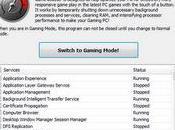 GameBooster nouvelle version.