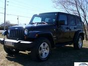 Essai routier complet: Jeep Wrangler Unlimited 2009