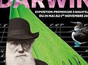 Dans Charles Darwin parc Bagatelle