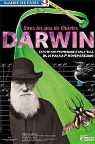 Dans les pas de Charles Darwin au parc de Bagatelle