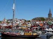 maisons colorées villages suédois essai polar bröd
