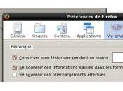 Firefox, optimiser fonctionnement.