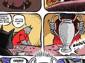 merveilleuses aventures Ligue champions: épisode