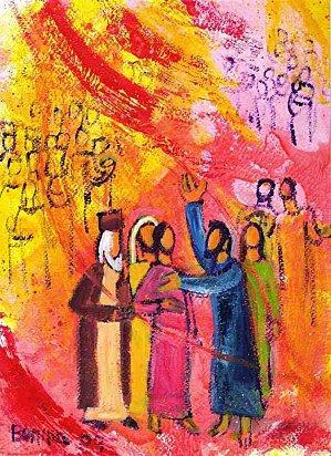 L'Esprit Saint et nous-mêmes avons décidé de ne pas faire peser sur vous d'autres obligations que celles-ci