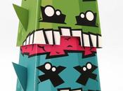 Paper Totem!: ADMSXT Dolly Oblong
