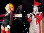 Cher face Christina Aguilera cinéma