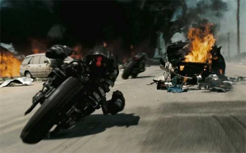 Terminator, renaissance (Terminator, salvation) - McG - 2009 dans McG