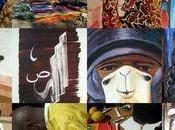 Sahara, peintres désert