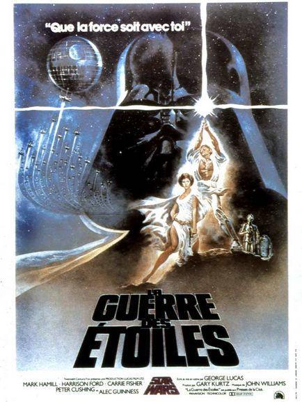 Star Wars - deuxième partie dans Films fantastiques : Star Wars II