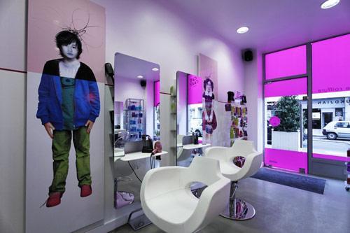 Toni guy conception novatrice intemporelle paperblog - Nombre de salons de coiffure en france ...